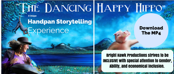 Storytelling Handpan Experience for ALL Children