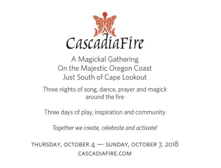 Cascadia Fire2018